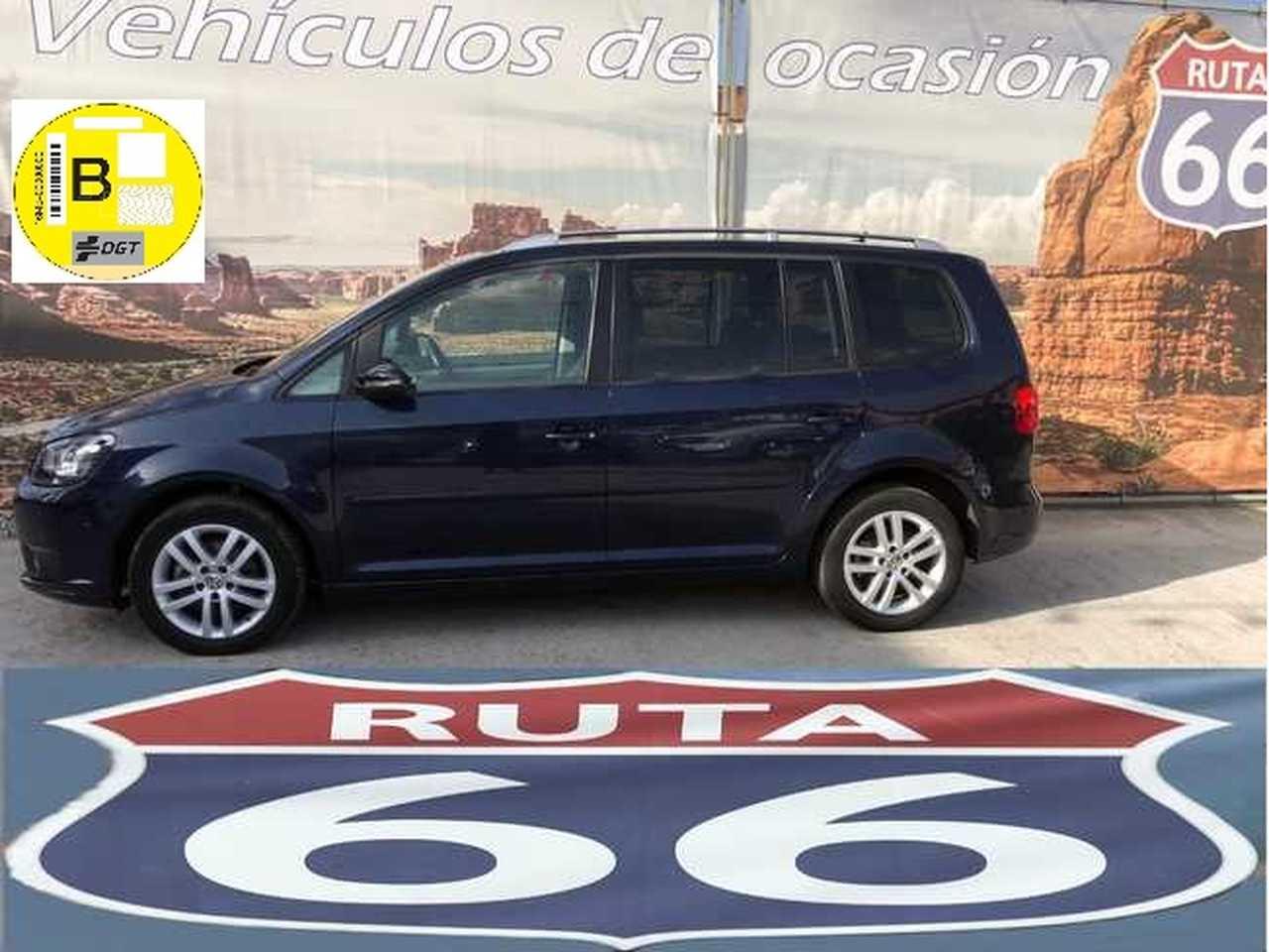 Volkswagen Touran 1.6 tdi dsg   - Foto 1