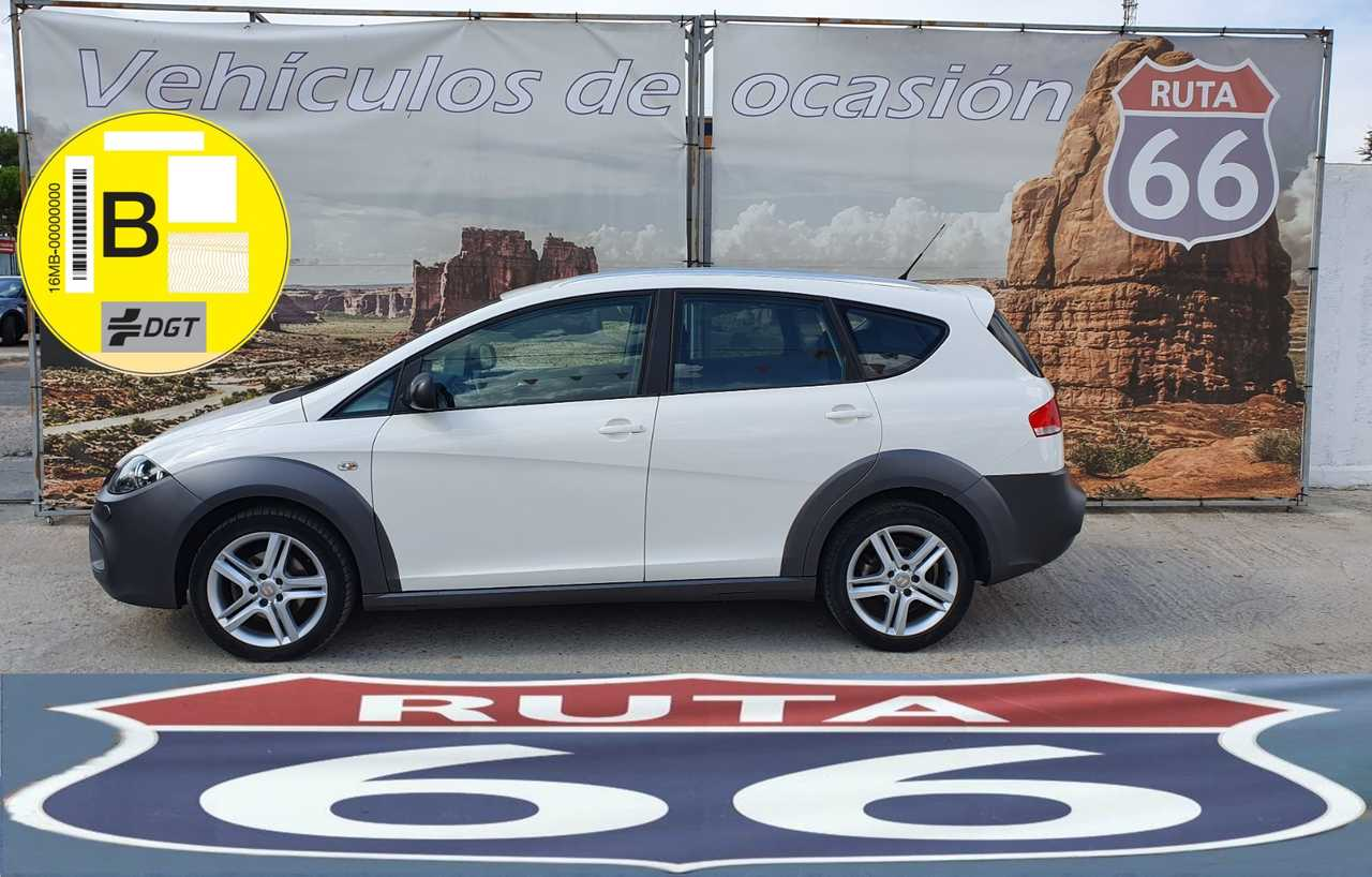 Seat Altea Freetrack 1.6   - Foto 1