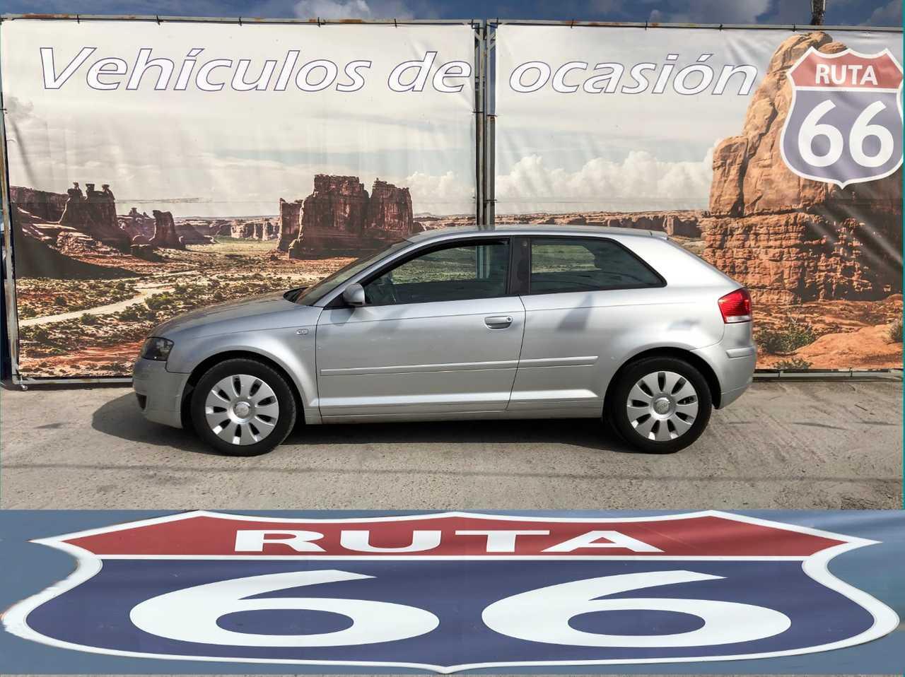 Audi A3 1.9 TDI AMBITION 3p.   - Foto 1