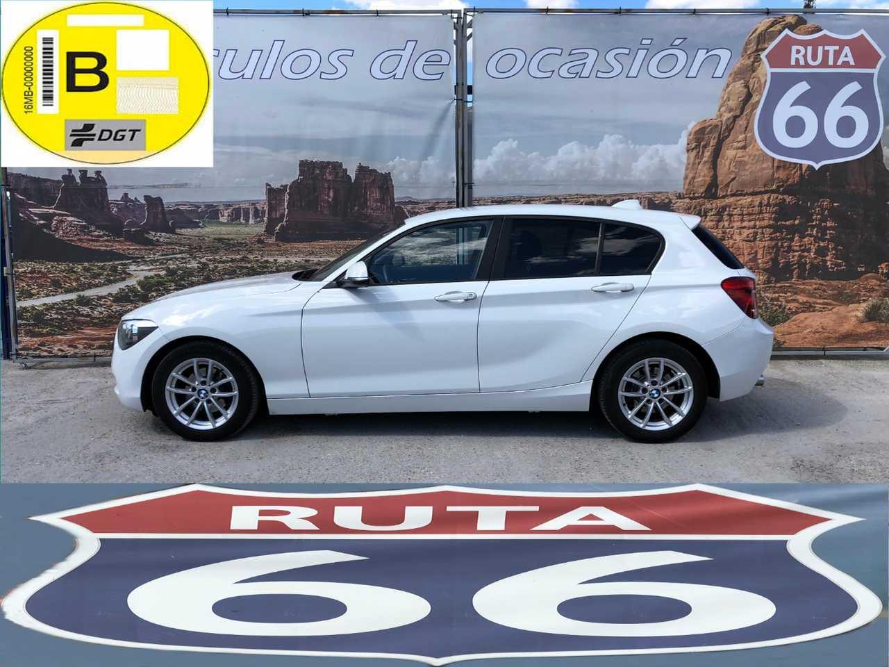 BMW Serie 1 116 da   - Foto 1
