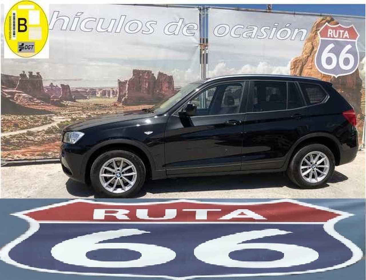 BMW X3 20D AUT XDRIVE   - Foto 1