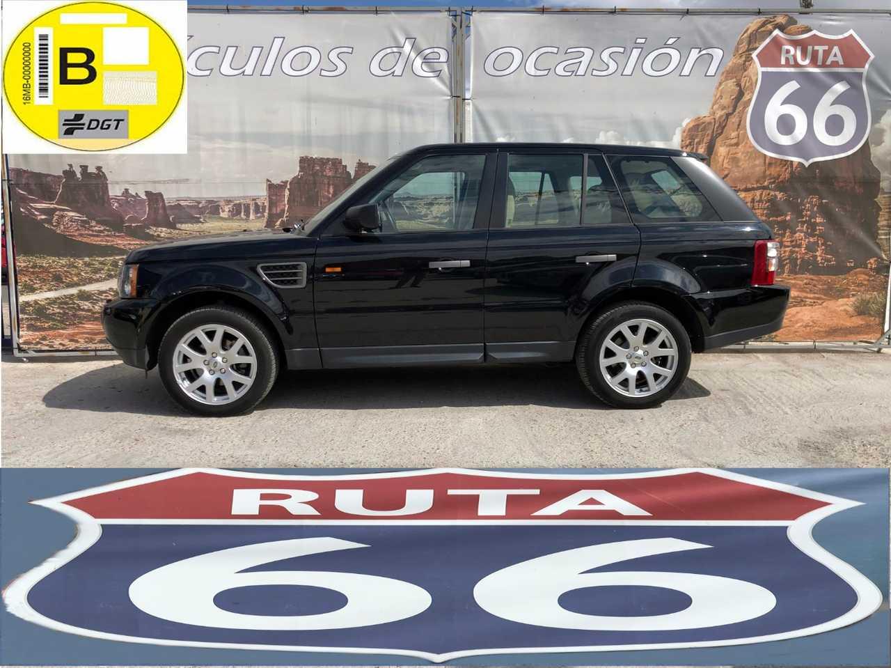 Land-Rover Range Rover Sport  2.7 TD V6 SE    - Foto 1