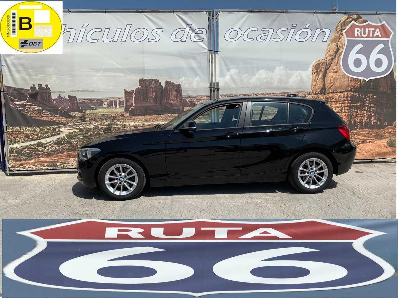 BMW Serie 1 116d 5p Efficient Dynamics   - Foto 1