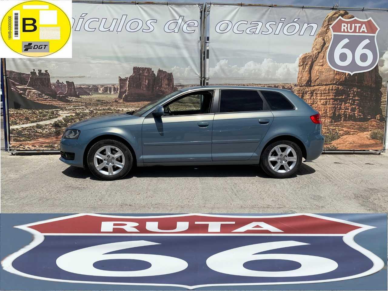 Audi A3 Sportback 1.6 TDI e 105cv Attraction ...  - Foto 1