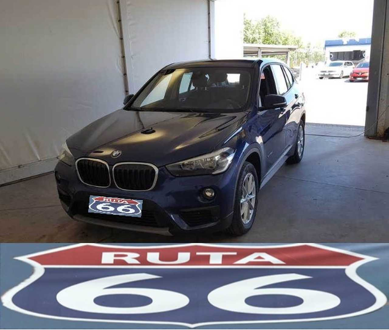 BMW X1 sDrive 18da Business   - Foto 1
