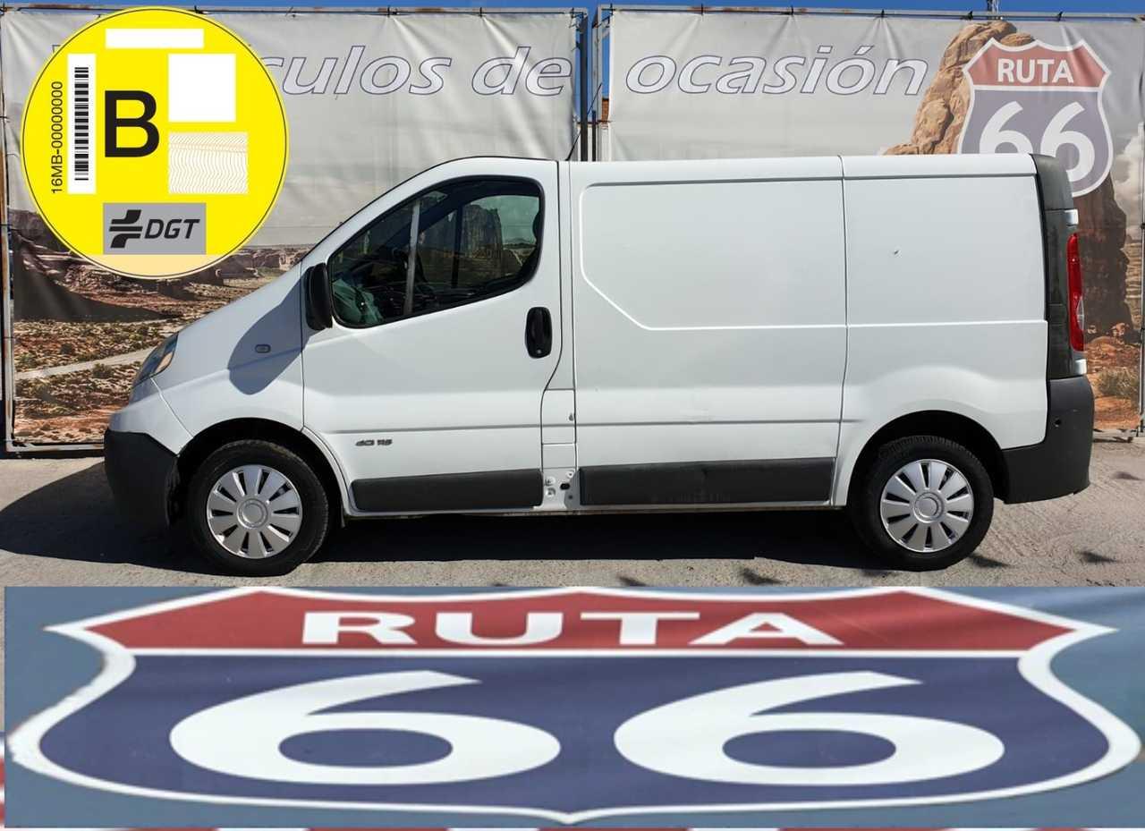 Opel Vivaro CDTI 114cv L1 H1   - Foto 1