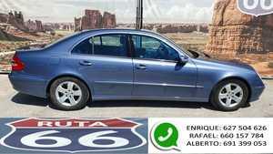Mercedes Clase E 320 CDI AVANTGARDE AUTOMATICO   - Foto 2