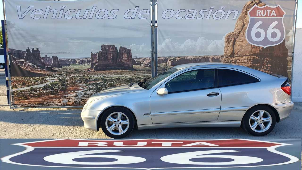 Mercedes Clase C Sportcoupé 180 K Indianapolis   - Foto 1