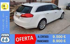 Opel Insignia Sports Tourer Sport 4x4 CDTI 160cv   - Foto 3