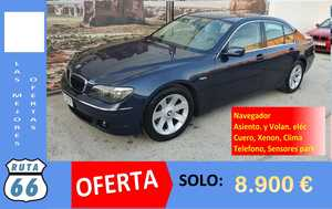 BMW Serie 7 3.0d aut   - Foto 2