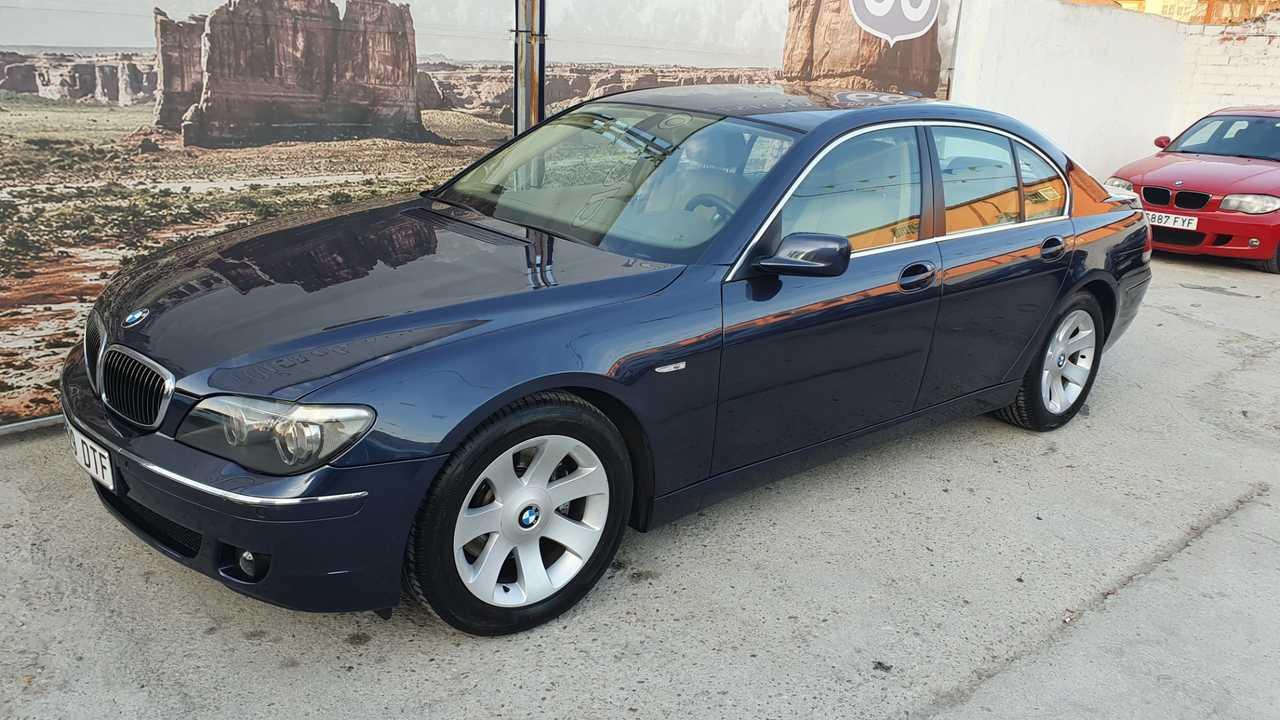 BMW Serie 7 3.0d aut   - Foto 1
