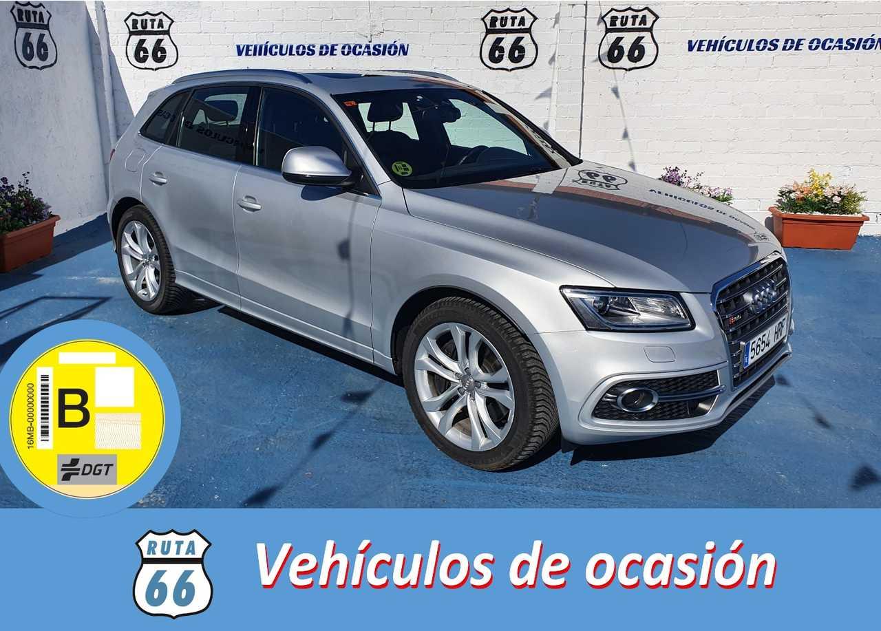 Audi SQ5 3.0 TDI 313cv quattro tiptronic   - Foto 1