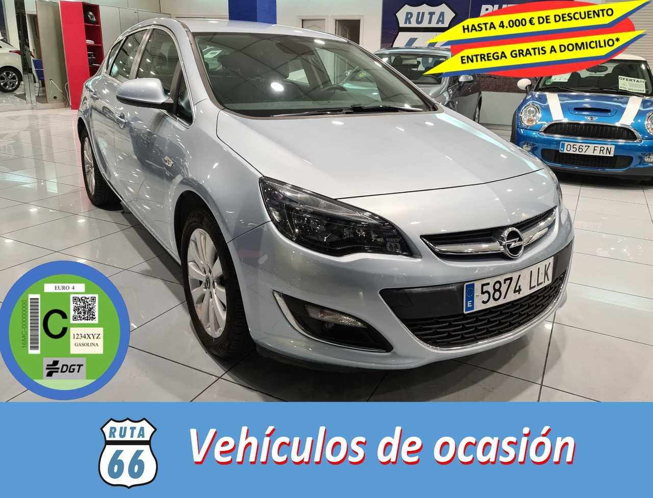 Opel Astra 1.6 CDTi SS 136 CV Excellence   - Foto 1