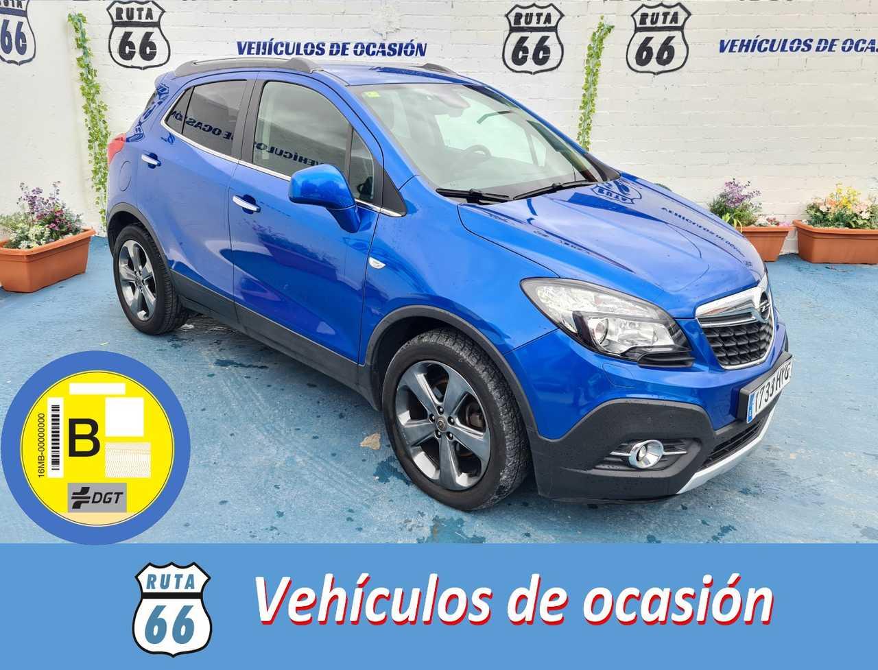 Opel Mokka 1.7 CDTi 4X2 SS Excellence   - Foto 1