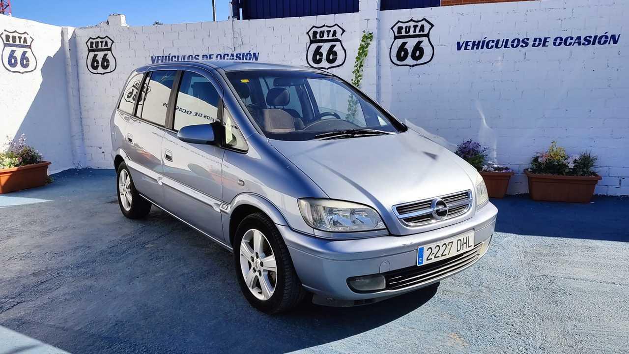 Opel Zafira 2.0 DTI 16V 100cv   - Foto 1