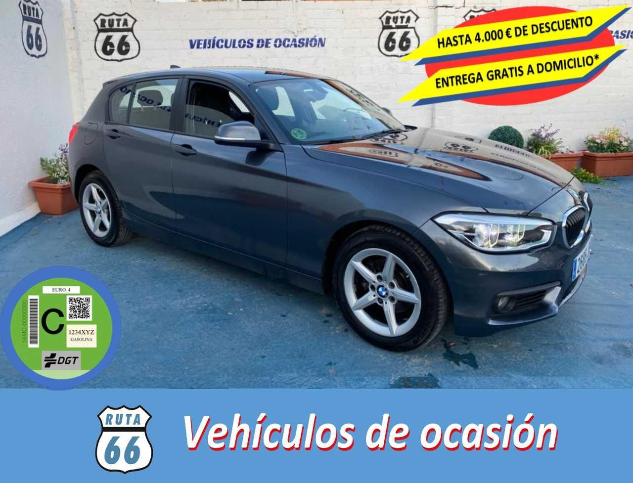BMW Serie 1 116d EFFICIENDYNAMICS   - Foto 1