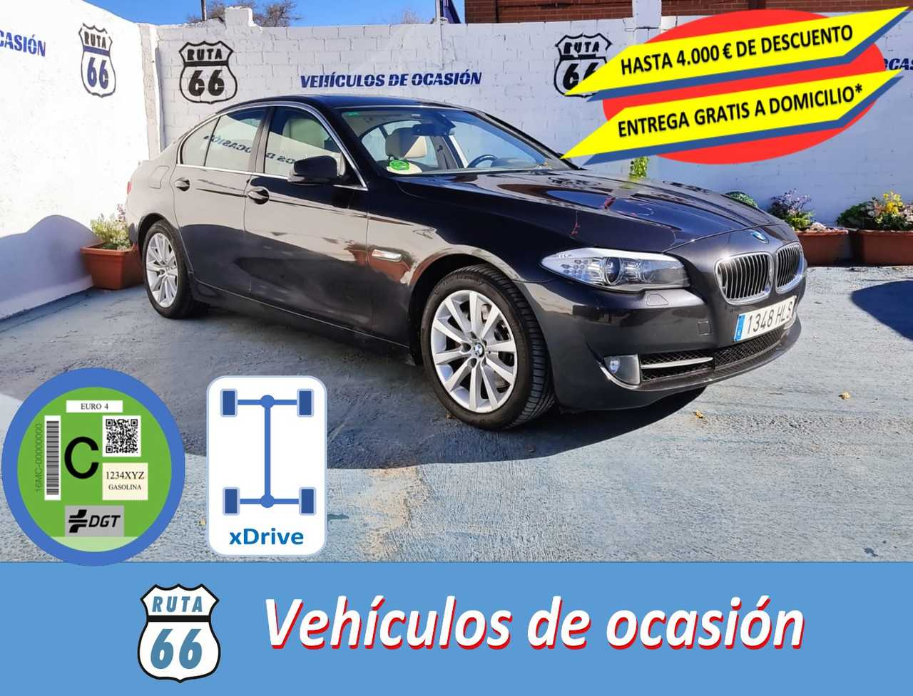 BMW Serie 5 528iA xDrive   - Foto 1