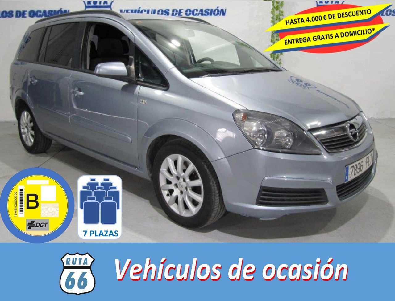 Opel Zafira Enjoy 1.9 CDTi 120 CV   - Foto 1
