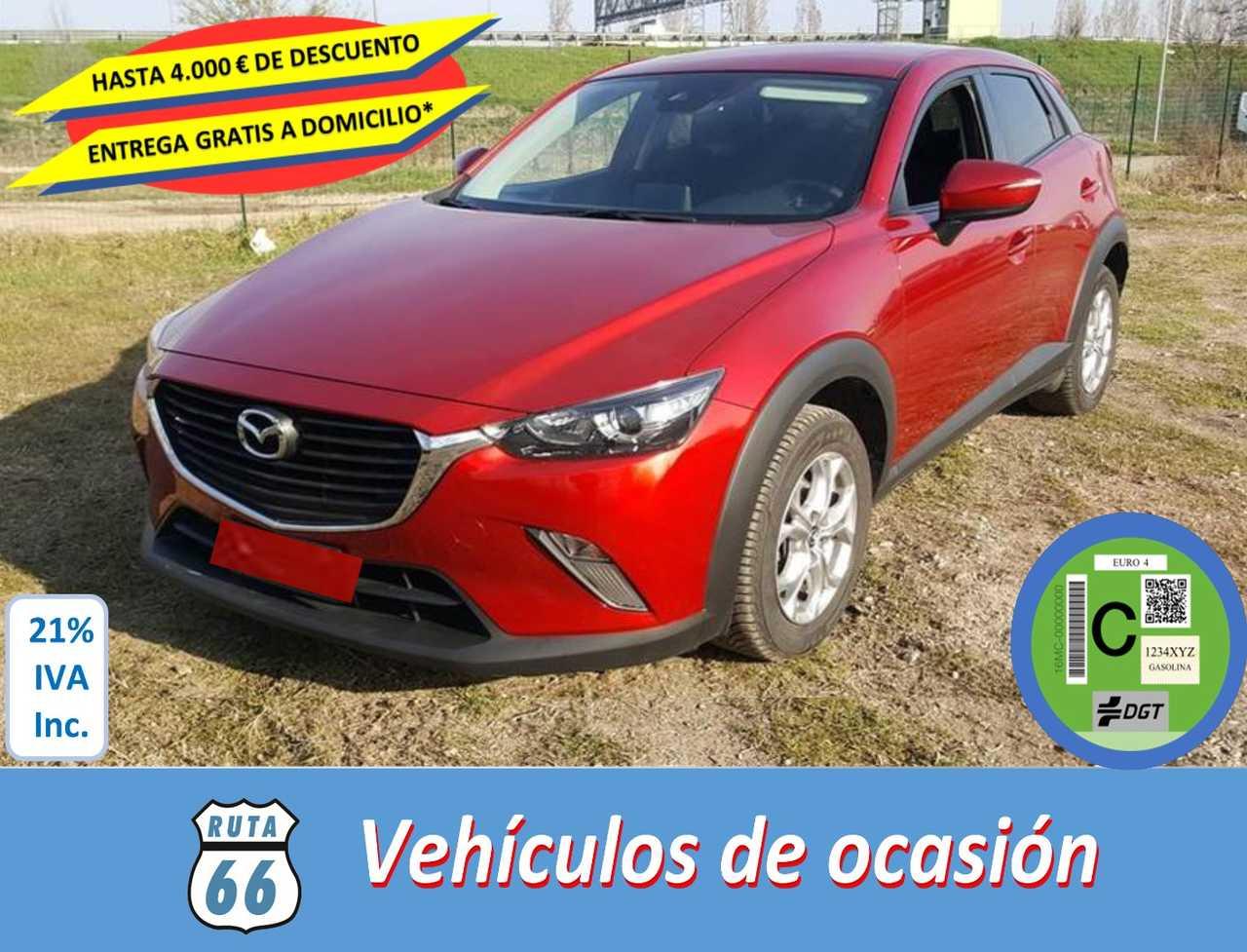 Mazda CX-3 1.5 SKYACTIV Luxury 2WD   - Foto 1