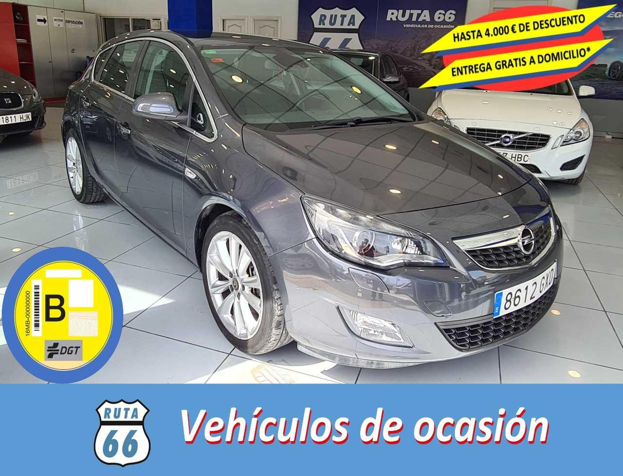 Opel Astra CDTI 2.0 Cosmo   - Foto 1