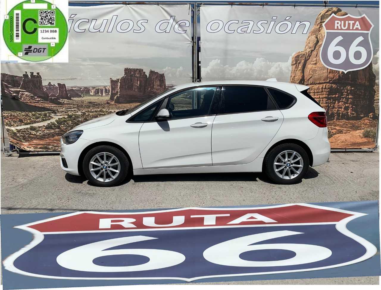 BMW Serie 2 Active Tourer 216d   - Foto 1