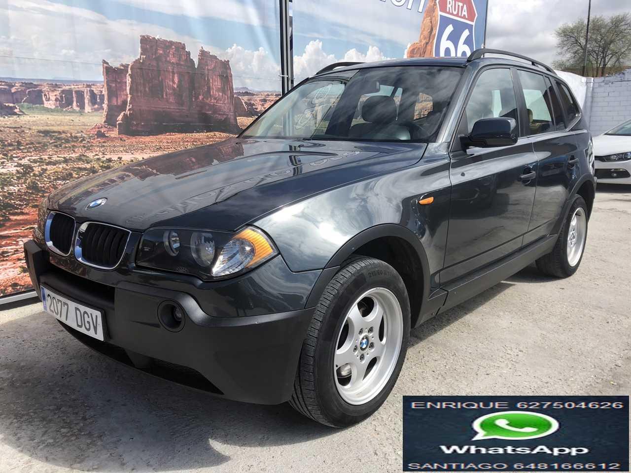 BMW X3 2.0d   - Foto 1
