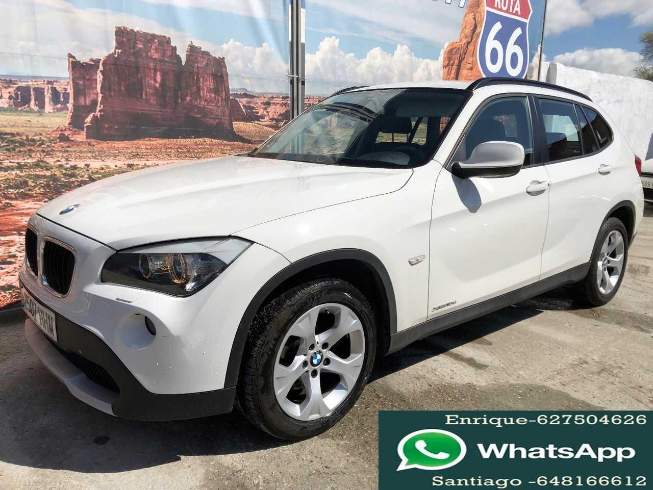 BMW X1 1.8 d xdriver   - Foto 1