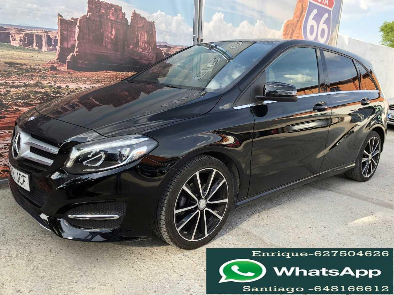 Mercedes Clase B 180 CDI Urban 5p.   - Foto 1
