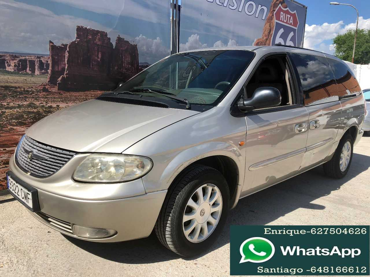 Chrysler Grand voyager 3.3 LX   - Foto 1