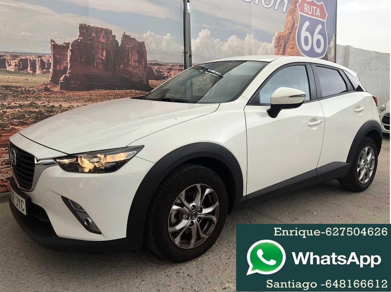 Mazda CX-3 2.0 SKYACTIV GE Luxury White 2WD ...   - Foto 1