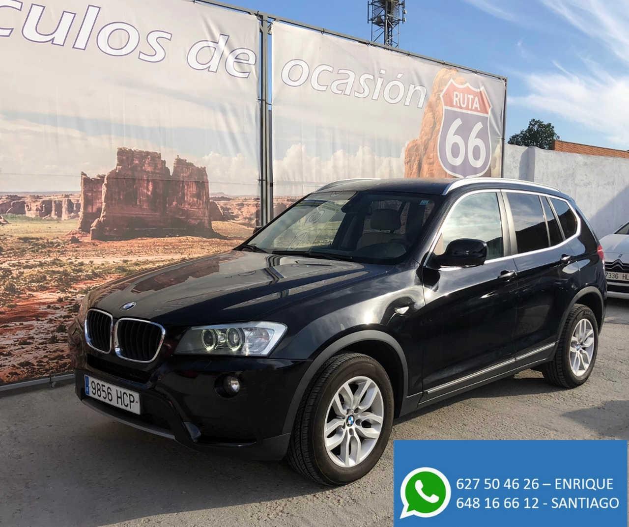 BMW X3 X DRIVE 2.0 D XDRIVE 2.0 D  - Foto 1
