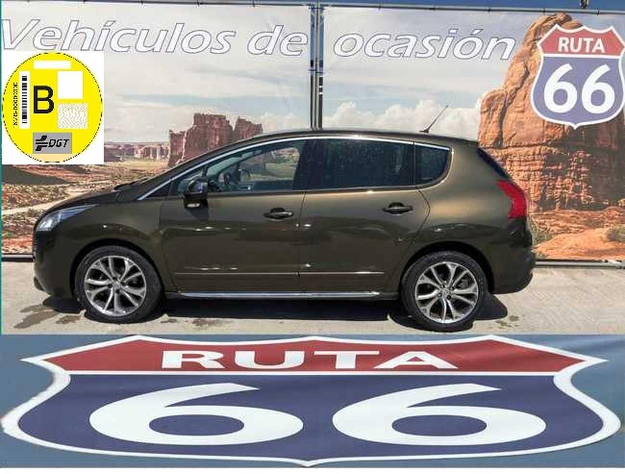 Peugeot 3008 2.0 HDI 150CV   - Foto 1