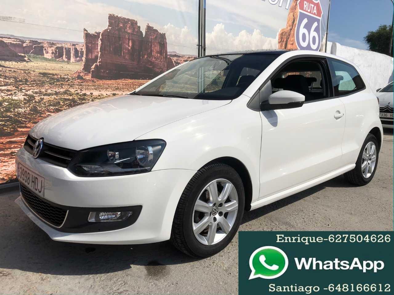 Volkswagen Polo 1.4-I SPORT   - Foto 1