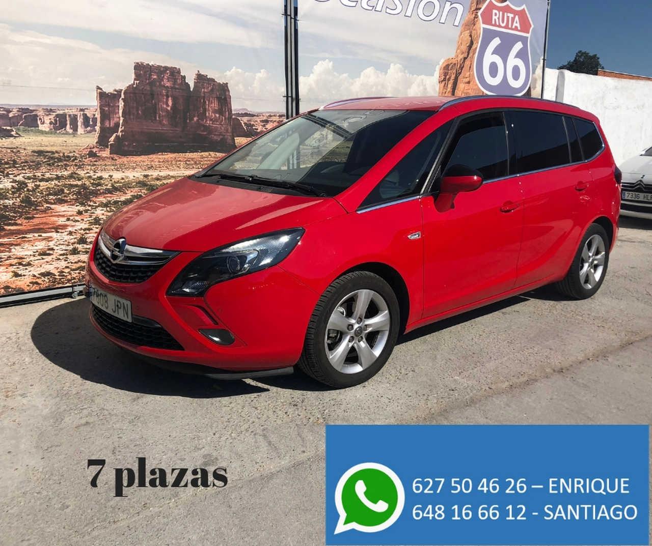 Opel Zafira  Tourer    1.6 CDTI   - Foto 1