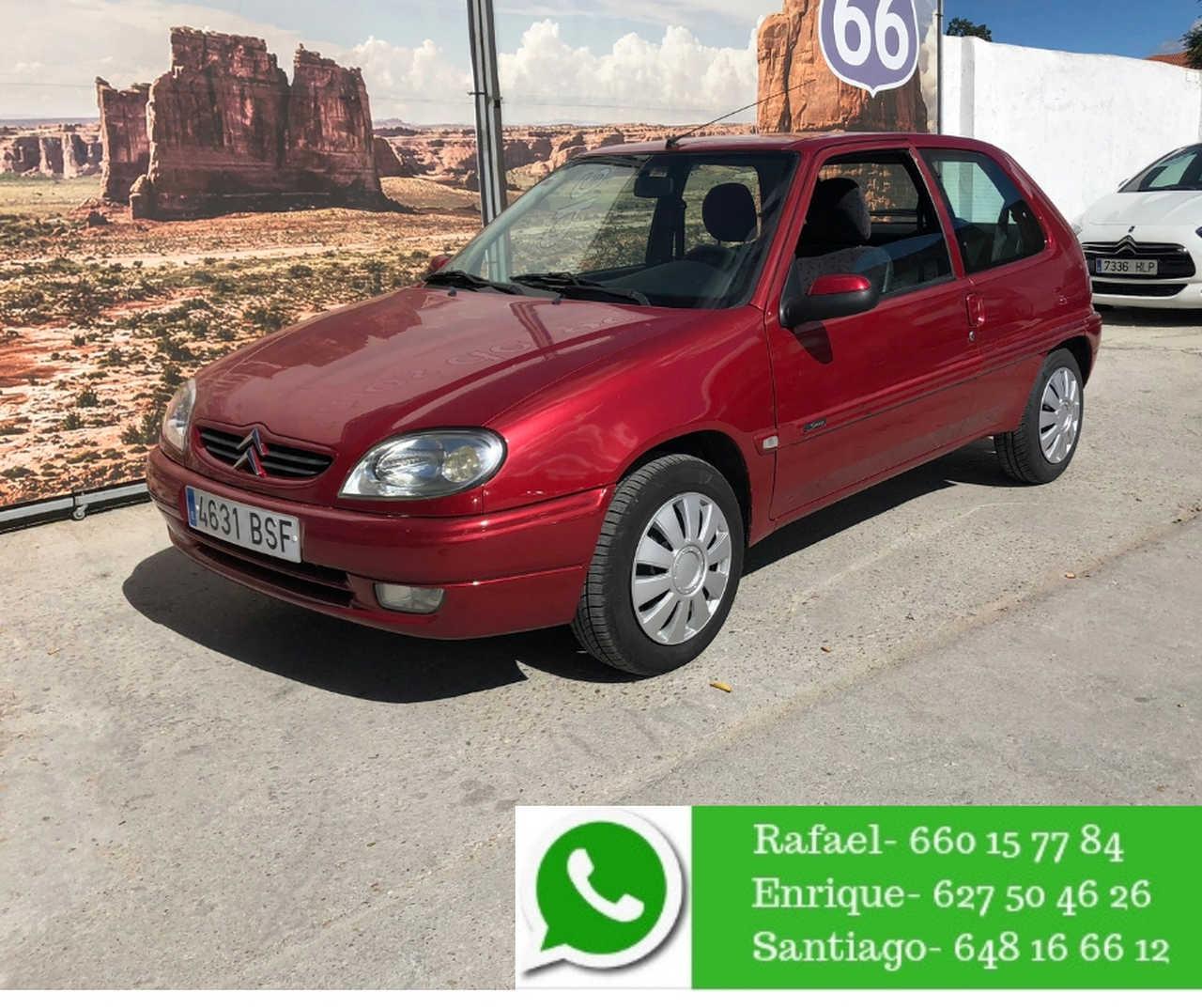 Citroën Saxo DSI 1.5   - Foto 1