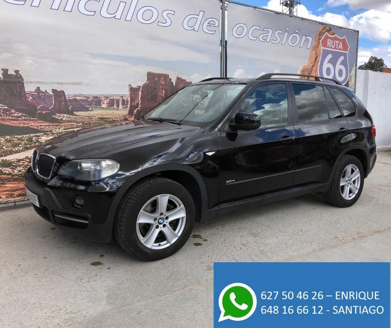 BMW X5 3.0 D Auto   - Foto 1