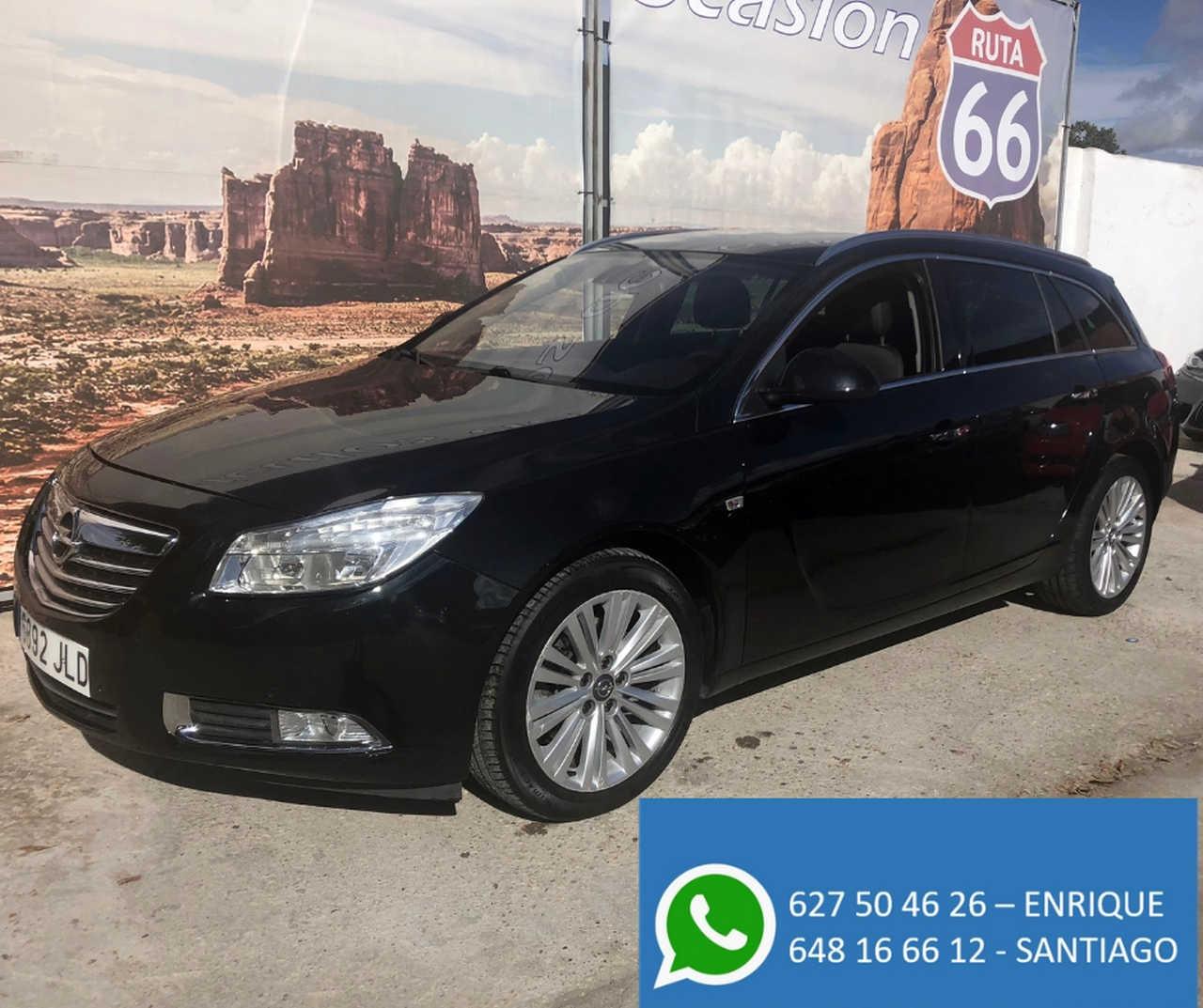 Opel Insignia  ST 2.0 CDTI 160 CV Excellence Auto 5p.   - Foto 1
