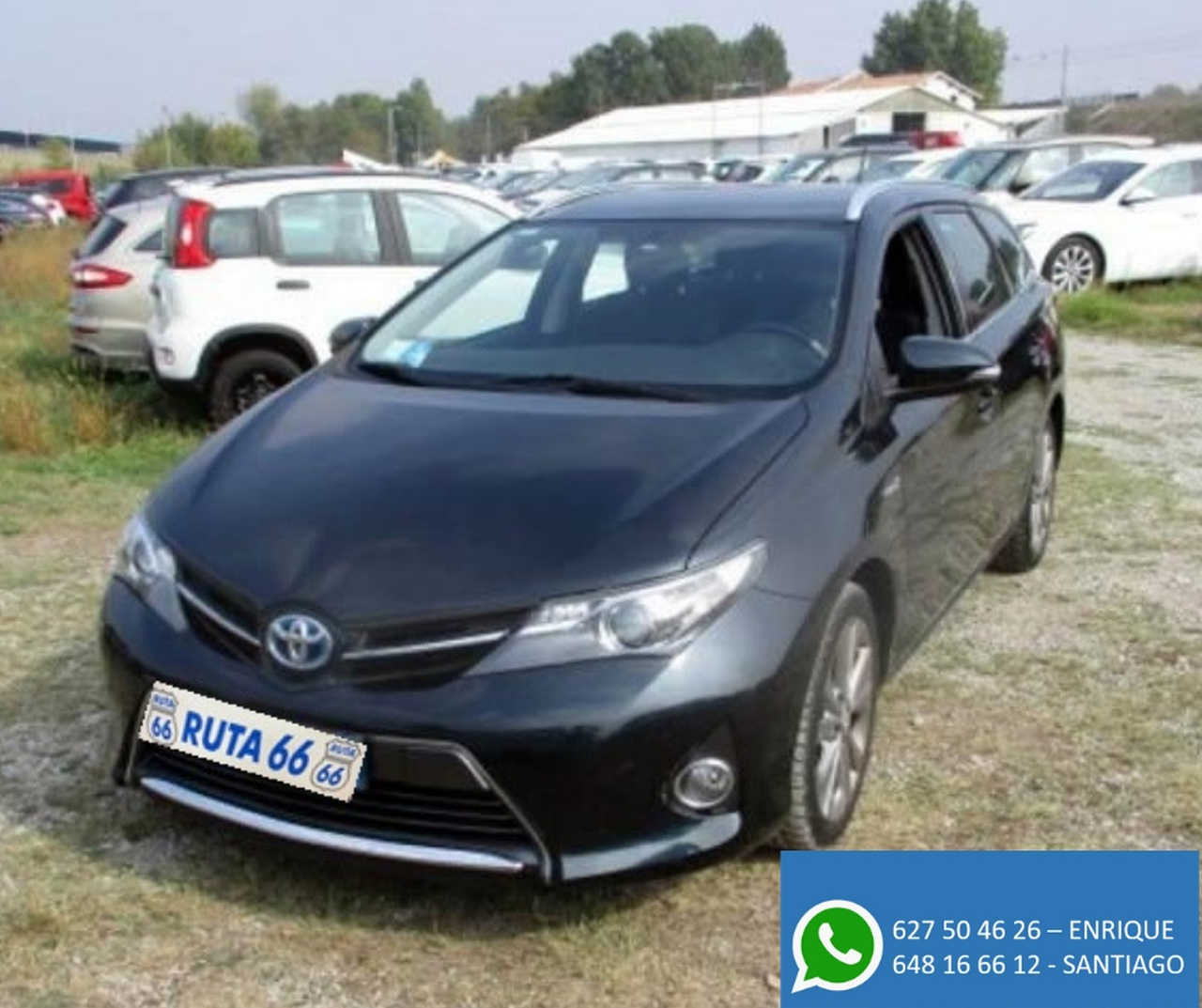 Toyota Auris Touring Sports Hybrid   - Foto 1