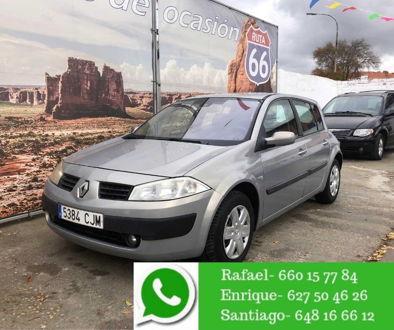 Renault Megane Sedan Privilege 1.9dCi   - Foto 1