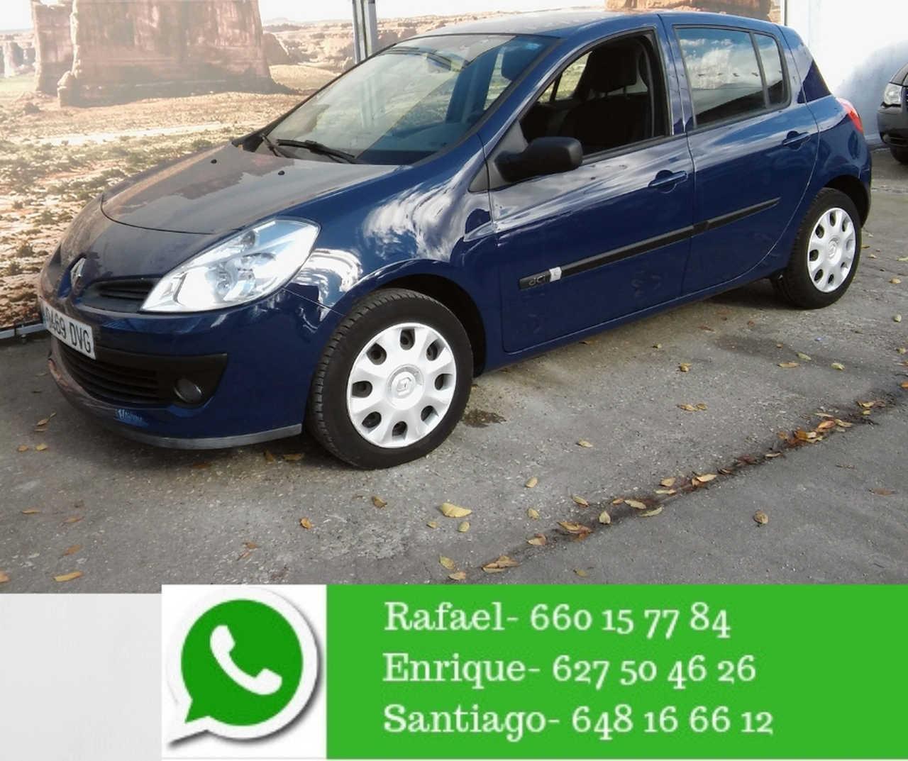 Renault Clio dci   - Foto 1