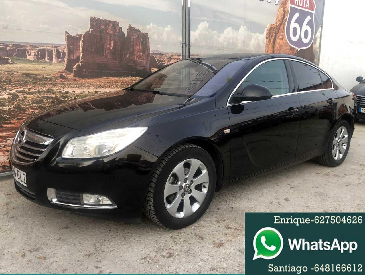 Opel Insignia  2.0 CDTI 130 CV Edition 4p.    - Foto 1