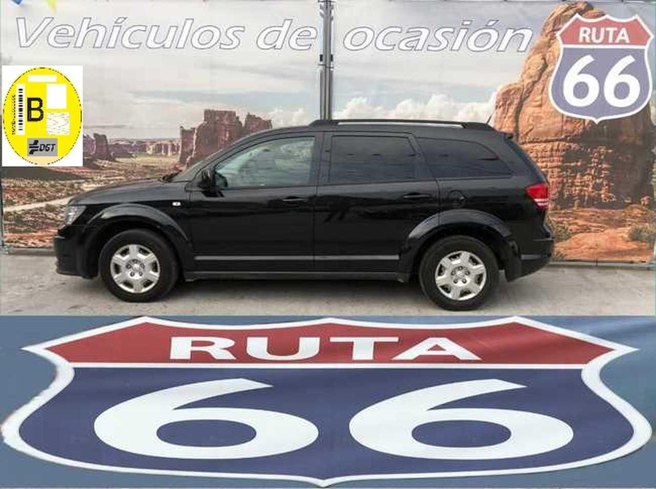Dodge Journey 2.0 CRD SE 7 plazas 5p   - Foto 1