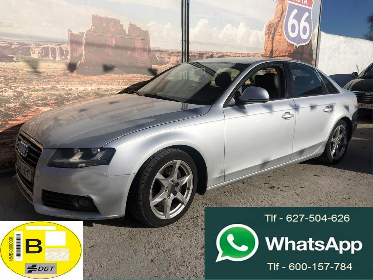 Audi A4 3.0 TDI Q   - Foto 1
