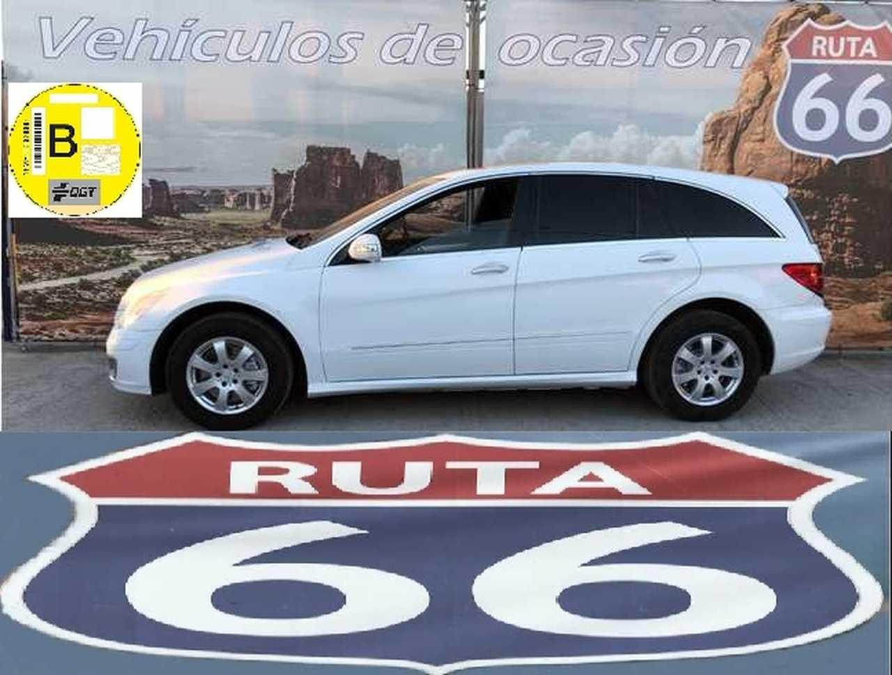 Mercedes Clase R 320 CDI 4 MATIC   - Foto 1