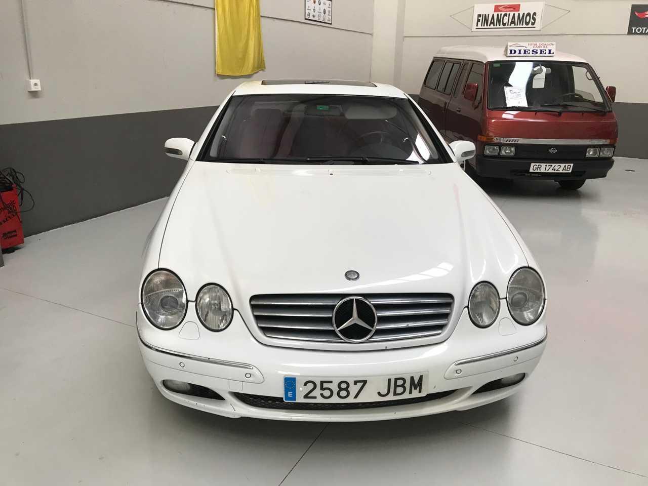 Mercedes Clase CL Clase CL CL 55 AMG   - Foto 1