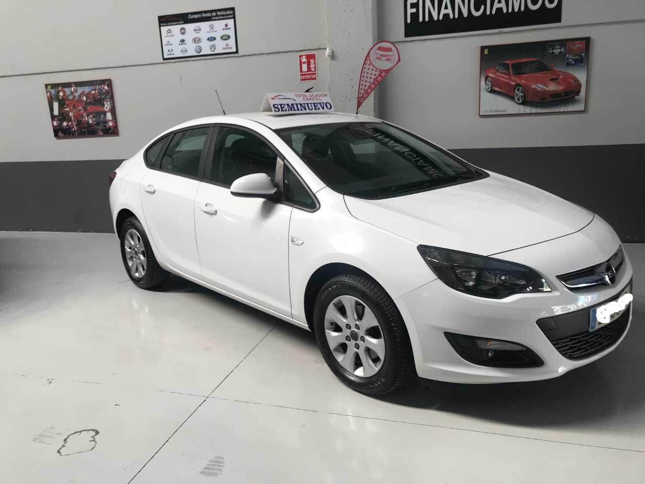 Opel Astra 1.6 CDTi SS 110 CV Business   - Foto 1