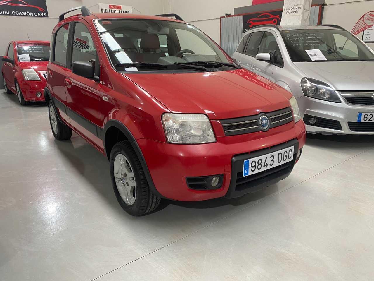 Fiat Panda 4x4 FIAT Panda 1.2 4x4 5p.   - Foto 1
