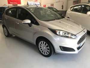 Ford Fiesta FORD Fiesta 1.25 Duratec 82cv Trend 5p SEMINUEVO  - Foto 3
