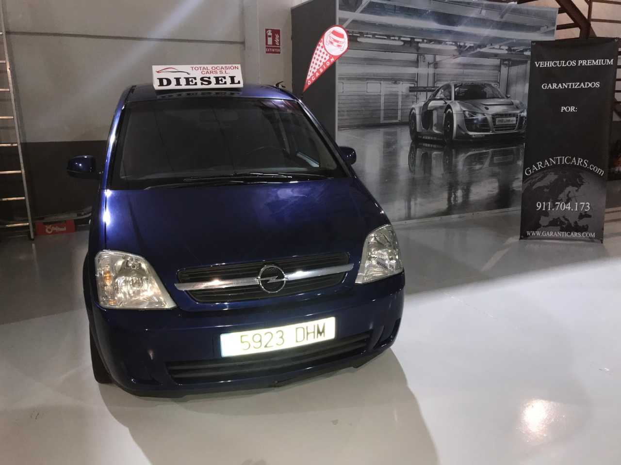Opel Meriva OPEL Meriva Essentia 1.7 DTI   - Foto 1