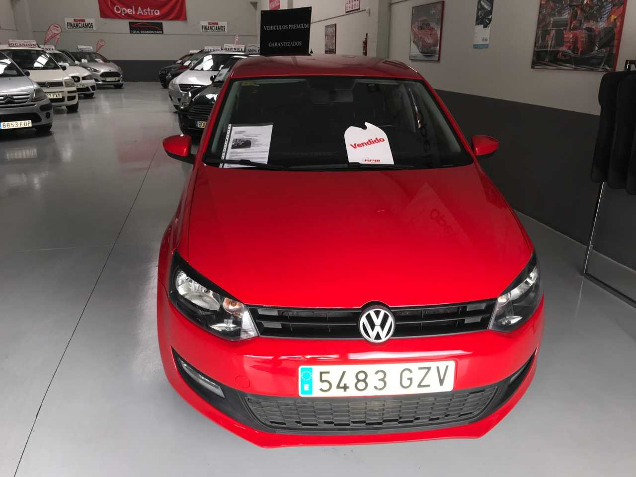 Volkswagen Polo VOLKSWAGEN Polo 1.4 85cv Advance   - Foto 1